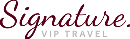 Signature VIP Travel Devon & SomersetLogo